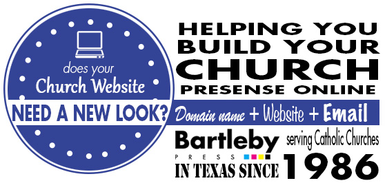 Church website online presence